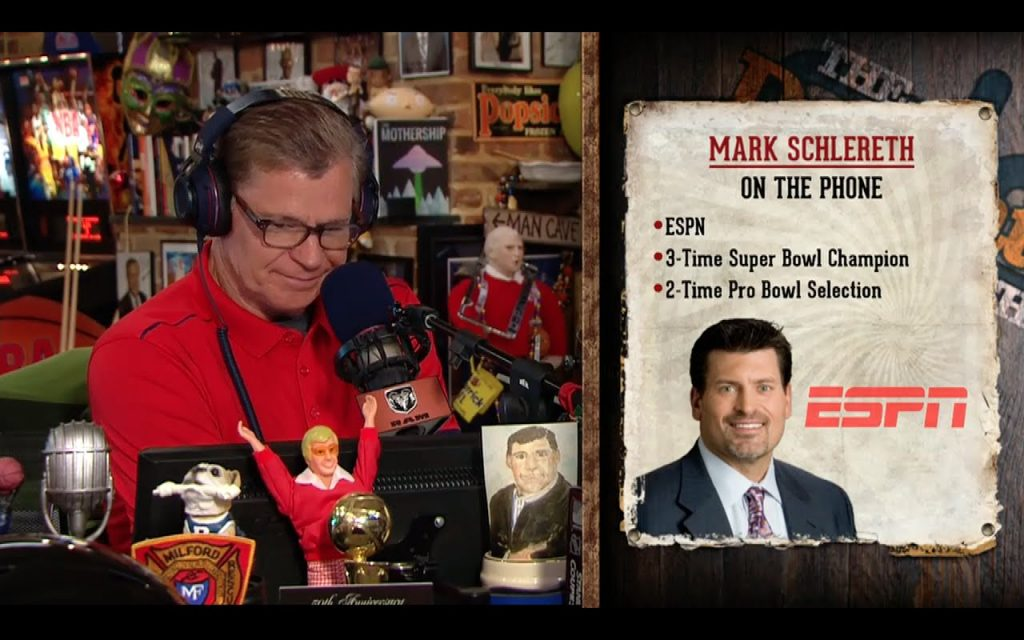 Mark Schlereth: NFL sacrificing Brady to clean up image